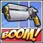 Comic Jumper - Violence Solves Everything