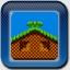 Sonic The Hedgehog 2 - Emerald Hill