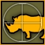 Black Rhino Expert Trophy