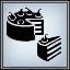 Portal: Still Alive - Vanilla Crazy Cake