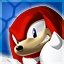 Sonic Adventure - Knuckles the Echidna