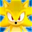 Sonic Adventure - Super Sonic
